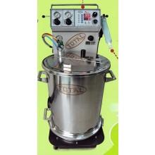 분체정전도장기 T0TAL K5분체도장기