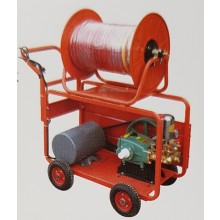 SM-80M 모터분무기 고압분무기 물청소 공사현장 물청소 모터동력분무기 공장내물청소3마력 이동식
