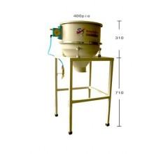 분체정전도장기 씨빙머쉰 분체걸름체 분체씨빙기