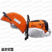 스틸(STIHL) TS800 임대렌탈 엔진커터기 벽체절단기 콘크리트 캇타기 날 포함 400mm/16